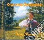 Denis Novato - O Du Mein Osterreich cd musicale