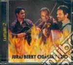 Urai Berky Cigansky Trio - Lautari 2 cd musicale di Juraj berki cigansky trio