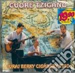 Urai Berky Cigansky Trio - Cuore Tzigano cd musicale di Juraj berki cigansky trio