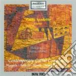Musica Contemporanea Per Chitarra cd musicale