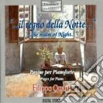 Musica Per Pianoforte Ispirata Dalla Notte cd musicale