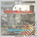 FANTASIE OP.6 N.1 > N.4, SONATA IN MI MA cd musicale di FANO