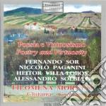 Sor Fernando - Musiche Per Chitarra - Introduzione E Variazioni Op.9 cd musicale