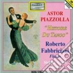 Piazzolla Astor - Histoire Du Tango, 6 Etudes Tanguistiques, Adios Nonino, Libertango cd musicale di Astor Piazzolla