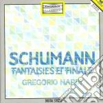 FANTASIES ET FINALE OP.9, QUASI VARIAZIO cd musicale di Robert Schumann