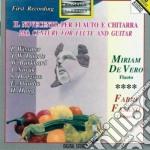 Musica Del Novecento Per Flauto E Chitarra cd musicale