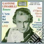 LIMARILLI GASTONE INTERPRETA cd musicale