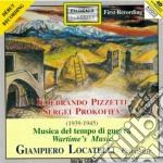 Pizzetti Ildebrando - Sonata Per Pianoforte, 4 Variazioni Su Un Tema Del