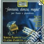 Musica Per Flauto E Pianoforte cd musicale