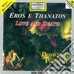 Musica Per Pianoforte Nella Poetica Di Amore E Morte cd musicale