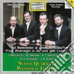Dal Biedermeier Al Primo Novecento - Musica Per Due Pianoforti A Otto Mani cd musicale