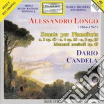 Longo Alessandro - Momenti Musicali Op.49, Sonata N.3 Op.63, Sonata N.4 Op.66, Sonata N.5 Op.67 cd musicale