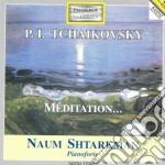 Ciaikovski Pyotr Il'ych - Notturno N.4 Op.19, Aveu Passioné, Tendres Reproches Op.73 N.3, Berceuse cd musicale di Ciaikovski pyotr il'