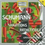 VARIAZIONI SU BRANI DI BEETHOVEN, CHOPIN cd musicale di Robert Schumann