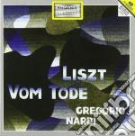 Liszt Franz - Vom Tode cd musicale di Franz Liszt