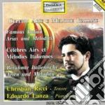 Selezione Di Brani Italiani Operistici E Da Camera cd musicale