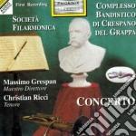 Concerto cd musicale