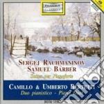 FANTASIE (TABLEAUX) X 2 PF OP.5, SUITE O cd musicale di Sergei Rachmaninov