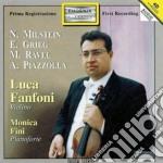 Ravel Maurice - Tzigane Per Violino E Pianoforte cd musicale di Maurice Ravel