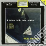 Gracis Ettore - Suite Polifonica, Petite Suite Francaise cd musicale di Ettore Gracis