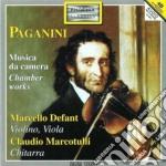 CONCERTO IN MI MIN (ORIG.X VL E CHIT), G cd musicale di Niccolo' Paganini