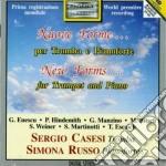 Musica Per Tromba E Pianoforte cd musicale