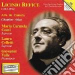 ARIE DA CAMERA (24 LIRICHE INEDITE PER C cd musicale di Licinio Refice