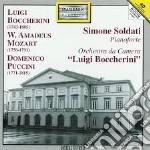 Puccini Domenico Vincenzo Maria - Concerto Per Pianoforte E Orchestra cd musicale di PUCCINI DOMENICO VIN