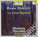 LA FONTE NASCOSTA cd musicale di Paolo Ugoletti