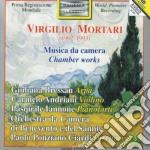 Mortari Virgilio - Sonata In Re Maggiore Per Violino E Pianoforte, Concerto Per Arpa E Orchestra cd musicale di Virgilio Mortari
