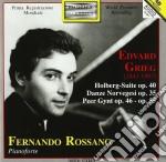 HOLBERG SUITE OP.40, PEER GYNT OP.45 E 5 cd musicale di Edvard Grieg