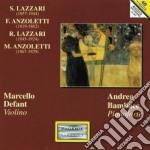 LAZZARI S & F cd musicale