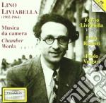 Liviabella Lino - Sonata N.1 Per Violino E Pianoforte, Sonata Breve Per Pianoforte cd musicale