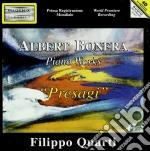 Alberto Bonera - Presagi cd musicale di Albert Bonera
