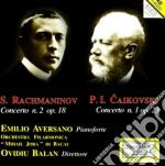 Ciaikovski - Concerto Per Pianoforte E Orchestra N.1 Op.23 cd musicale di Ciaikovski pyotr il'