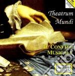 Theatrum Mundi - Antologia Di Musiche Rinascimentali cd musicale