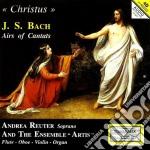 Bach J.S. - Christus - 15 Arie Dalle Cantate cd musicale di Johann Sebastian Bach