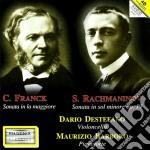 SONATA PER VIOLONCELLO IN LA MAGGIORE cd musicale di CÉsar Franck