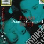 Schumann Robert - 12 Pezzi Per Pianoforte Op.85, Ball-scenes Op.109, Kinderball Op.130 cd musicale di Robert Schumann