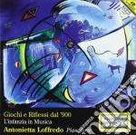 Giochi E Riflessi Dal '900 - L'infanzia In Musica cd musicale