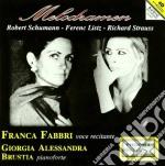 Schumann Robert - Schon Hedwig Op.106 cd musicale di Robert Schumann