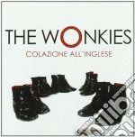 Colazione all inglese cd musicale di Wonkies The