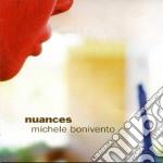 Michele Bonivento - Nuances cd musicale di Michele Bonivento