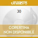 30 cd musicale di Laurent Garnier