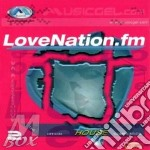 Lovenation.fm 2002 cd musicale di Artisti Vari