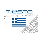PARADE OF THE ATHLETE cd musicale di TIESTO