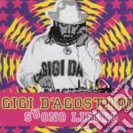 Gigi D'Agostino - Suono Libero cd musicale di Gigi D'agostino