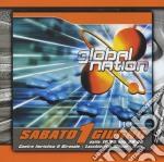 GLOBAL NATION TECHNO EDITION cd musicale di ARTISTI VARI