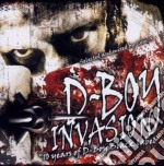 D-BOY INVASION-10 YEARS... cd musicale di ARTISTI VARI