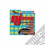 DJ ZONE: IBIZA SESSION 01 cd musicale di ARTISTI VARI